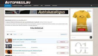 PixartDesign referencia: Autopress.hu