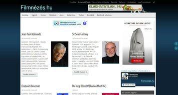 PixartDesign referencia: Filmnézés.hu
