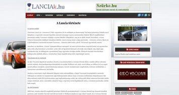 PixartDesign referencia: Lanciak.hu